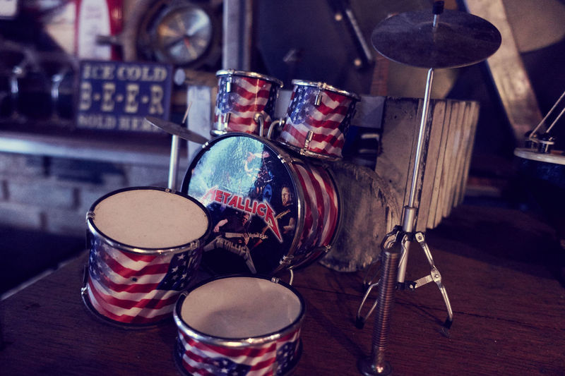 Mini Percussion