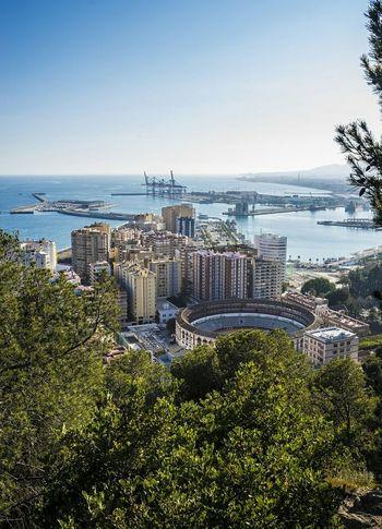 Malaga Puerto Malaga♡ Malaga Spain, Andalucia, Malaga Málaga,España The Traveler - 2015 EyeEm Awards Cityscapes