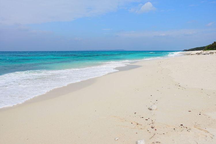 Okinawa Kurima Island Kurimajima 来間島 沖縄県 長間浜