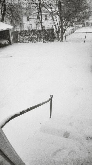 Winter is coming. NewEnglandWinter Snow ❄ Noreaster Letitsnow Wintertime