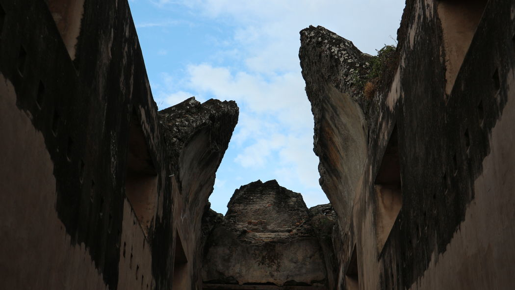 Wonderful Jogjakarta Jogjakarta History Cloud - Sky Old Ruin Travel Destinations Sky Ancient Travel Architecture Ancient Civilization Low Angle View Mountain No People Day Outdoors