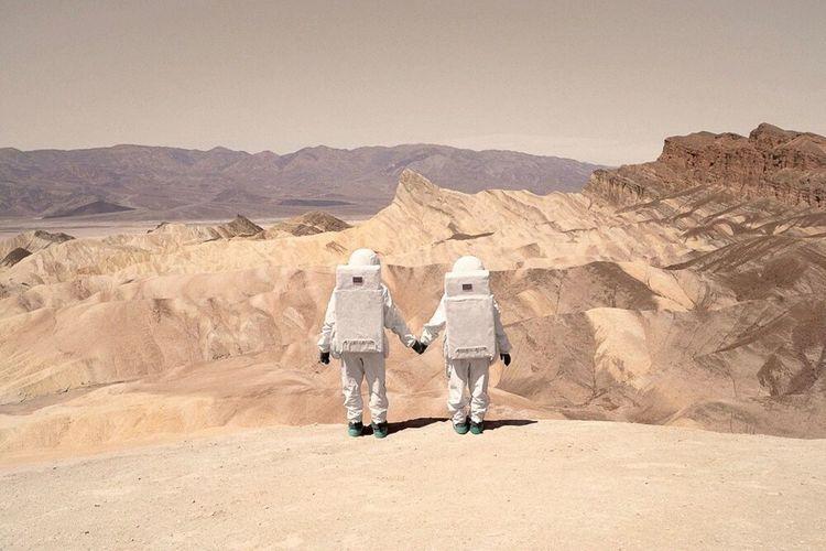 Mars Space Cosmos Austronaut Cosmonaut Austronaut Enjoying Life Love NASA Hello World People