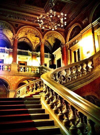 Grand Staircase...