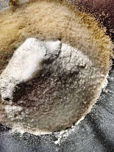 Mixing Bowl Sugar Flour Preparing Food Baking Baking A Cake Ingredients