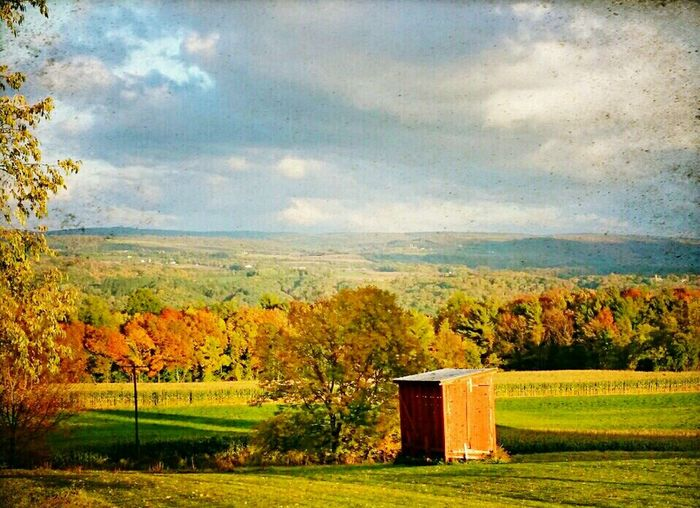 Country Road CountryLivinG Driving Around Fall Beauty Farmland Rural_america Great_captures_nature Autumn🍁🍁🍁 Barns And Sheds Fall Collection