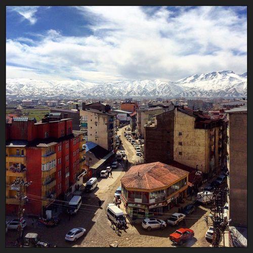Yüksekova City