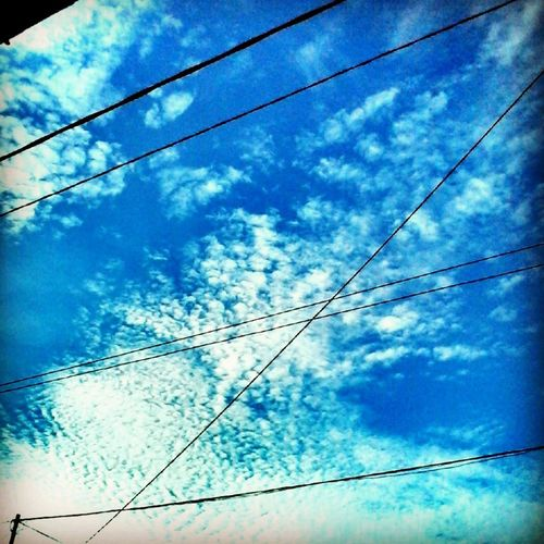 good afternoon Awesome Blue Sky Pictureoftheday