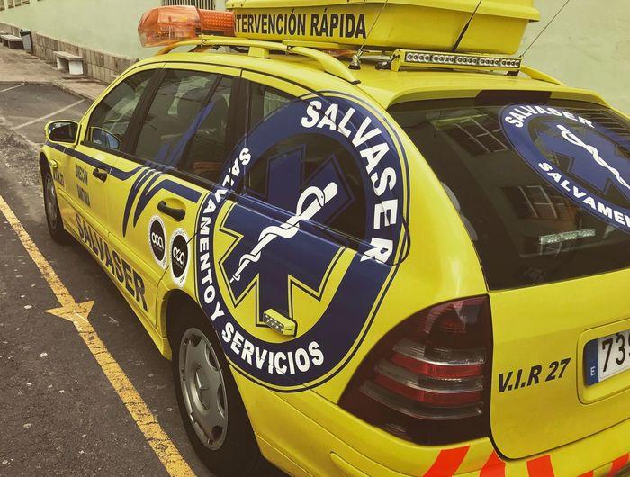 Emergency Emergency Services Vir Salvaser EMS