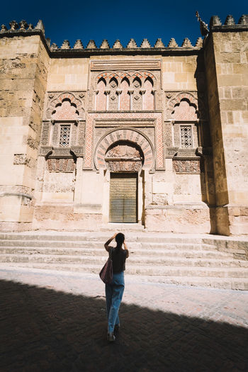 Summer Holiday SPAIN Photographer Shadow Building Architecture City Ancient Civilization Ancient Old Ruin History Place Of Worship Architecture Sky