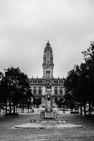 Shades Of Grey Black & White Porto Portugal Invicta