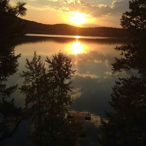 Loon Lake Check This Out Nice Views EyeEmBestPics RePicture Leadership OpenEdit Lake View Water Reflections