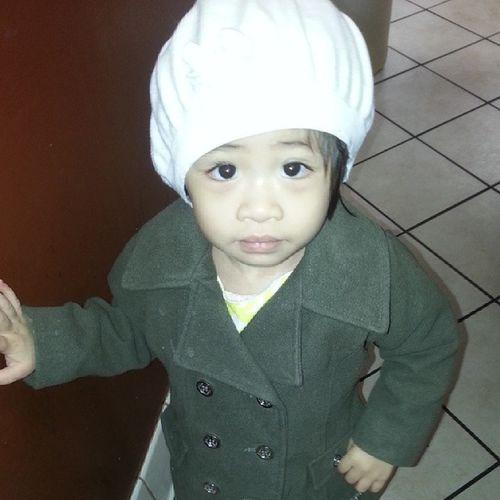 My cutie pie oh my gawsh Niece  Iloveher