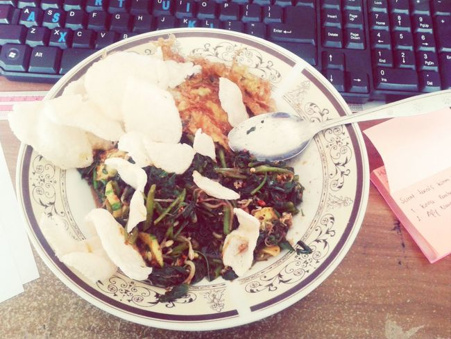 Makanan Indonesia Gado Gado Lunch