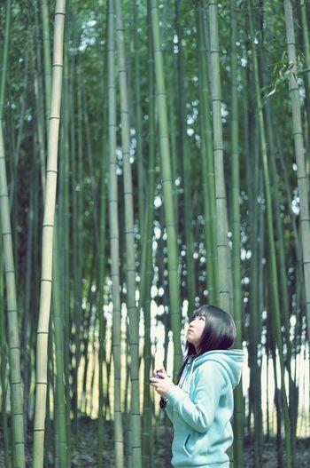 Photo Model Bamboo Feel