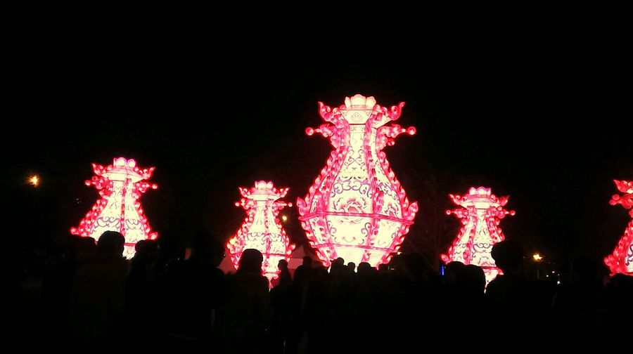be obsessed with the fancy plightTaiwan Lantern Festival 2014 March