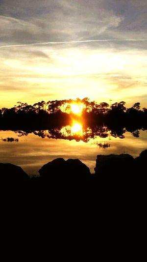 Vanishing Point Enjoying Life Photo Mission Sunset Oceanview