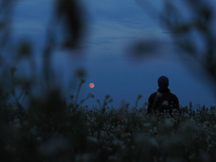 Alone Alone Time Blue Calm Calmness Calmness Within Complete Full Moon Magic Magic Hour Magic Moments Magical Mindfulness Moon Moonlight Namaste Night Peace And Quiet Peaceful Peaceful View Silence Solitude And Silence Strawberry Moon Strawberry Moon 2016 Yoga