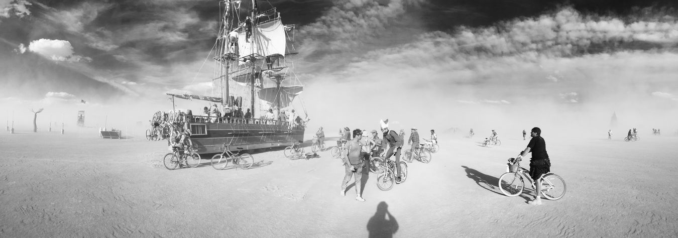 Blackandwhite Hello World Enjoying Life Burning Man 2015 EyeEm Best Shots