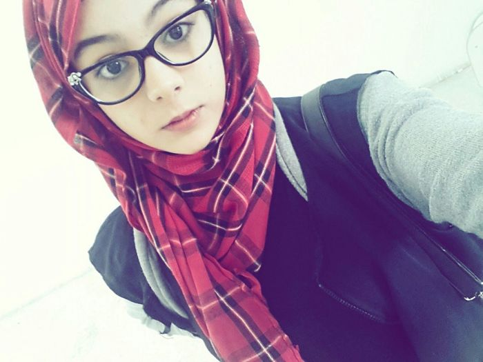 It's been a long time haha ♥ Glasses Pinkday Selfie ✌ Coldweather QueenH
