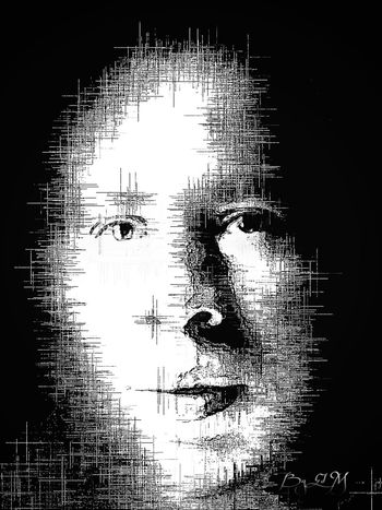 Light Photography Skin Of The Night Silhouettes Stardust Monochrome Black And White Edwardman Art People