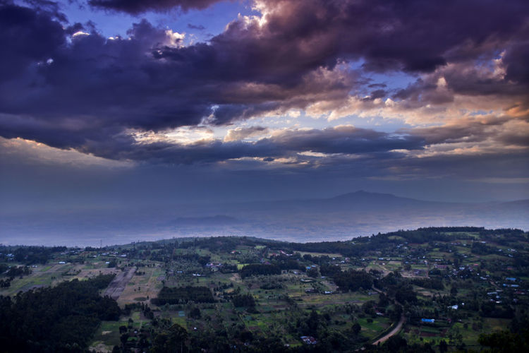 Weekend vibes The Great Rift Valley Cloudscape Dramatic Sky Kenya Landscape_Collection Landscapes With WhiteWall Moody Sky Travel Cloud - Sky Clouds Day Environment High Angle View Landscape Landscape_photography Landscapes Moody Nature No People Outdoors Scenics - Nature Sky Sunset TOWNSCAPE