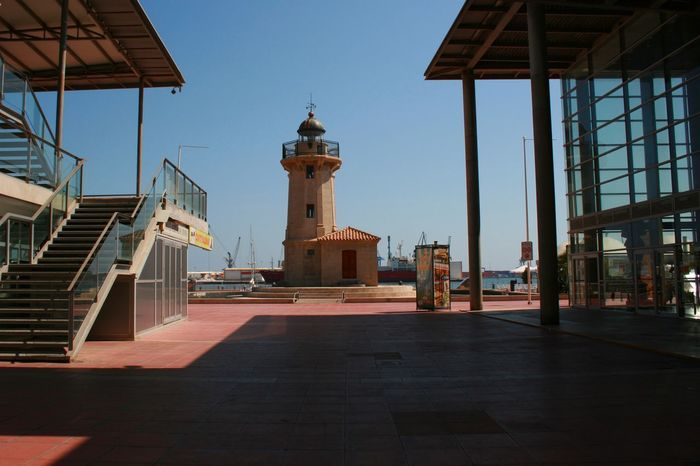 Architecture Building Exterior Built Structure Clear Sky Harbour View Harbourside Lighthouse Modern Architecture Tower The City Light