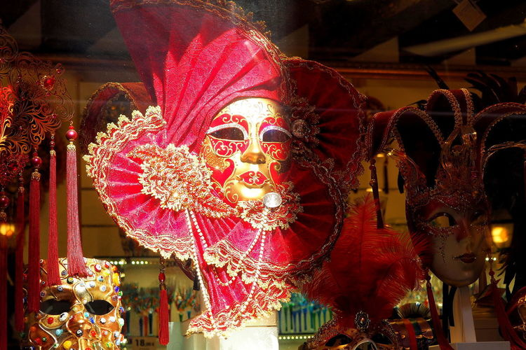Mask Venice,