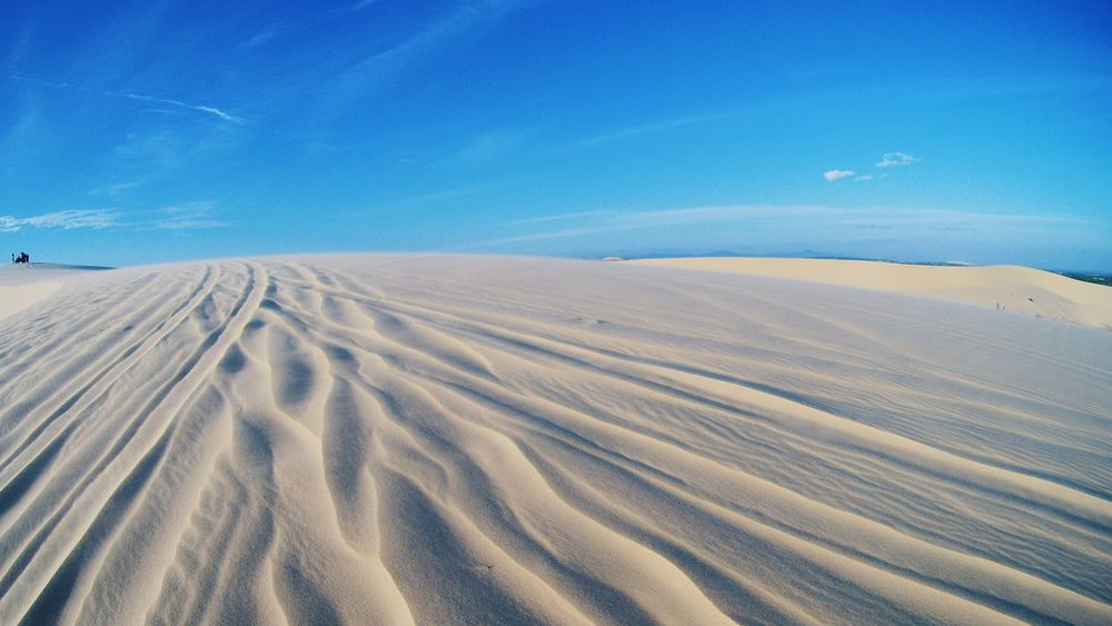 Arid Climate Beauty In Nature Cold Temperature Day Desert Deserts Around The World Landscape Muine Nature No People Outdoors Sand Sand Dune Scenics Sky Snow Tranquil Scene Tranquility Vietnam Winter
