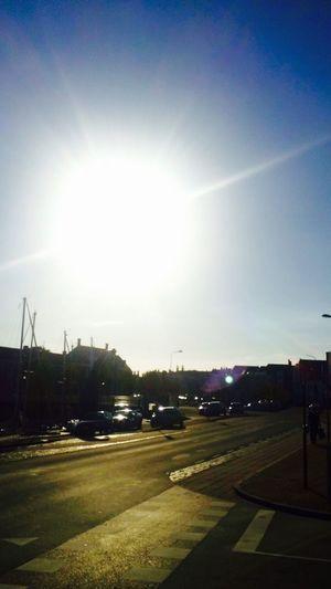 Another beautiful sunset at Havendijk, Middelburg, Zeeland Hello World sunset Relaxing enjoying