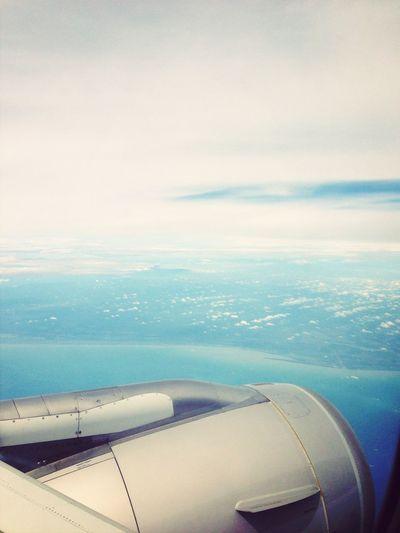 Heading To Singapore