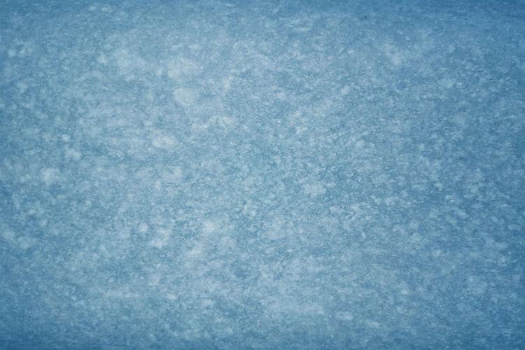 Full frame shot of blue ice