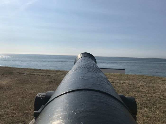 Sky Land Weapon