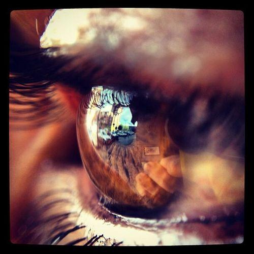 Mirada  Ojo Concursodereflejos Eye
