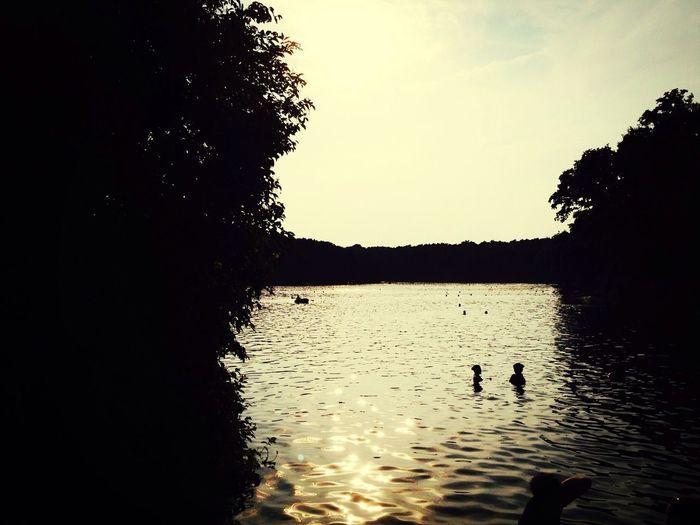 Summer in Berlin.