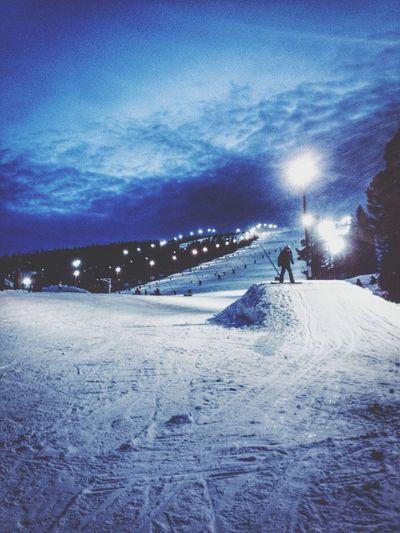Throwback preseason! Snowboarding Clouds And Sky Snowlife Nature