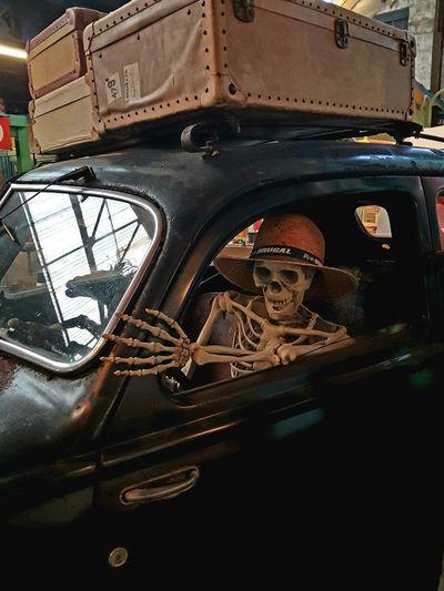 Cockpit Driving