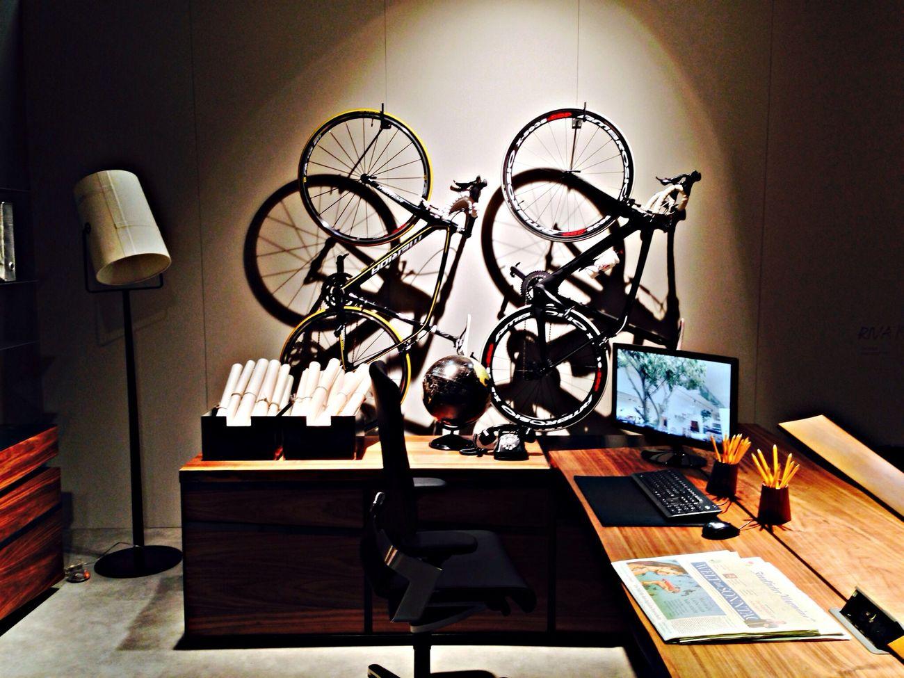 Put your bike