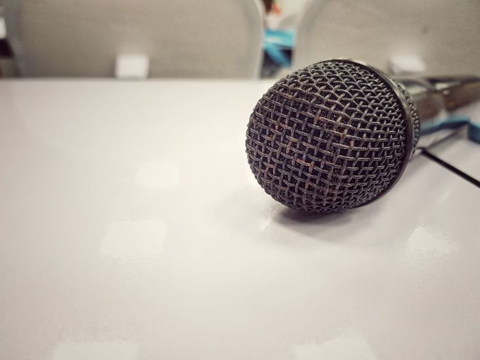 Music Technology Arts Culture And Entertainment Microphone Close-up Audio Equipment Sound Recording Equipment Speaker Radio Station Record Stereo