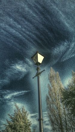 Street Life Lamppost Old Lamp Skyporn Sky Porn Blue Sky Cloud Porn Getting In Touch Hdr Edit HTC_photography