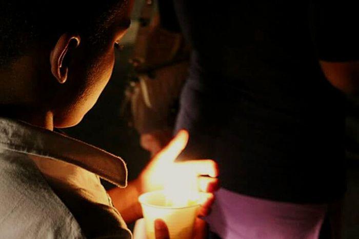 'fé que move' Religion Picture Juazeiro . Bahia