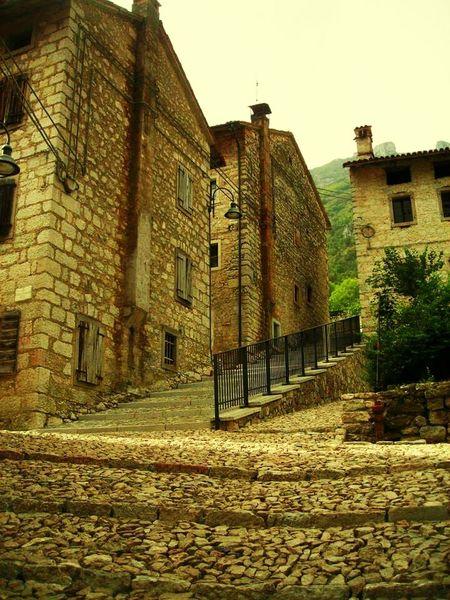 Stone Houses  Beautiful Colorful Italy🇮🇹 Stairs Railings Nature Arhitecture Arhitecture Photography Photography Time No People EyeEm Gallery Landscape Sky