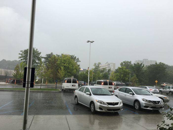 Raining UT