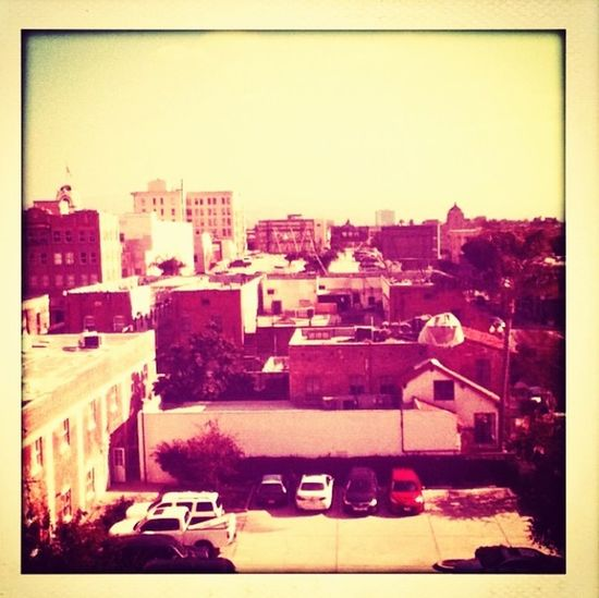Great view from the rooftop of a parking structure in downtown Santa Ana Rooftop Great View Photography Lifeoffanni