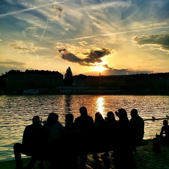 Prague Friendship Naplavka Summer sunset praguecastle warrenjc wandermik instagood