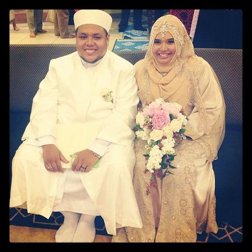 Selamat pengantin baru kepada Ust Muhammad Zahid dan pasangan Nurul Huda.. BarakaAllahu lakuma wa baraka alaikuma wa jamaah baina kuma fi khair. Walimahseries