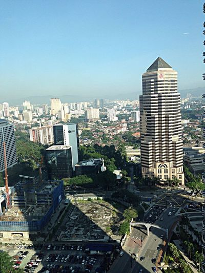 Light And Shadow Kuala Lumpur