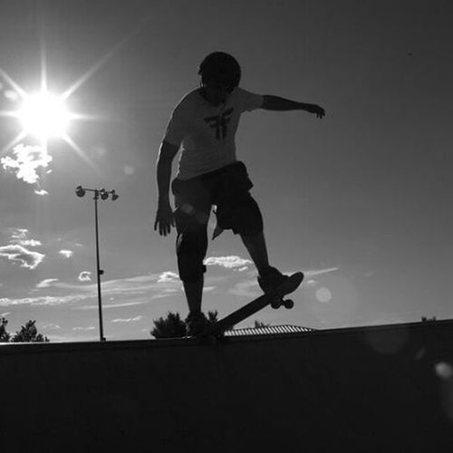 A Skater at