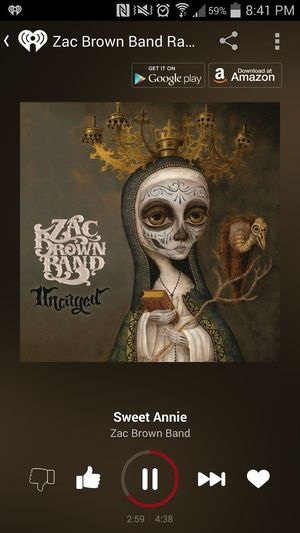 Zacbrownband Country Amazing Feelinggood this is my shit. Country motherfucker!