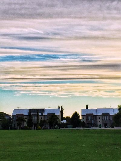 Beauty In Nature Nice Weather Nice Day Cloud - Sky Nature Outdoors Building Exterior EyeEm Nature Lover Landscape Atmospheric Mood Rural Scene