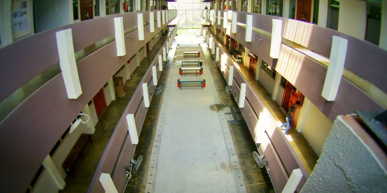 Business Indoors  No People Day Kuala Lumpur Malaysia  Kuala Lumpur Malaysia  DBKL Symmetrical